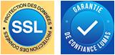 Acheter en ligne en toute sécurité Logos